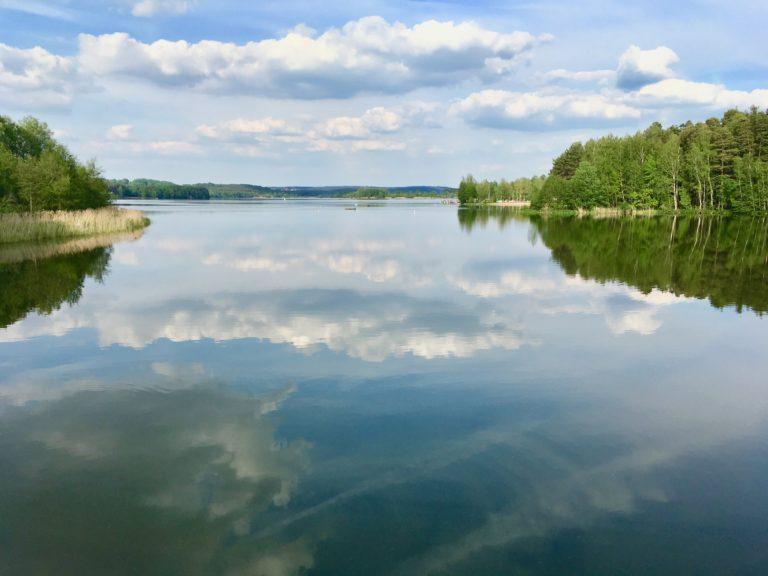Der kleine Brombbachsee