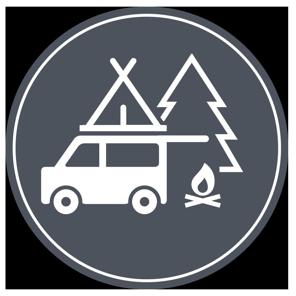 Camping mit dem Hochdachkombi
