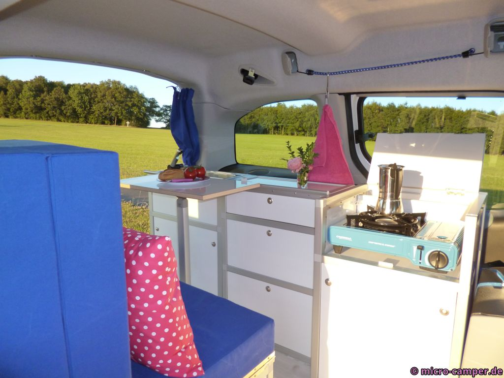 micro-camper.de: Das Berlingo-Wohnmobil