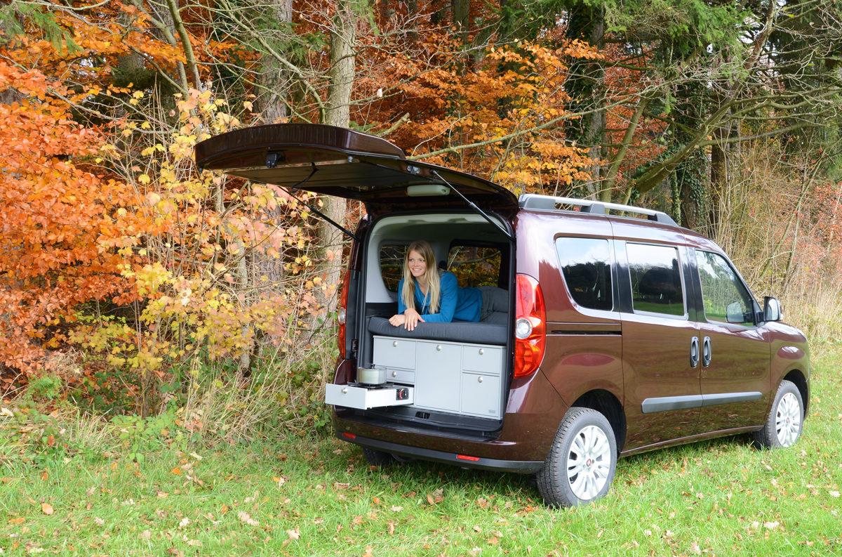 Van + Essen = Vanessa mobilcamping