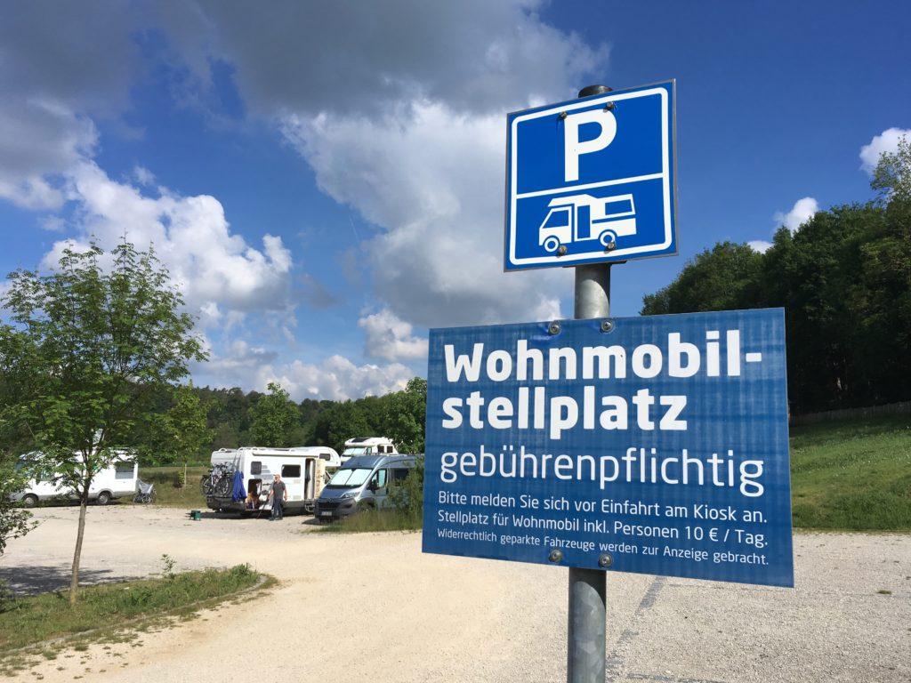 Zelt- und Wohnmobilstellplatz Hammermühle
