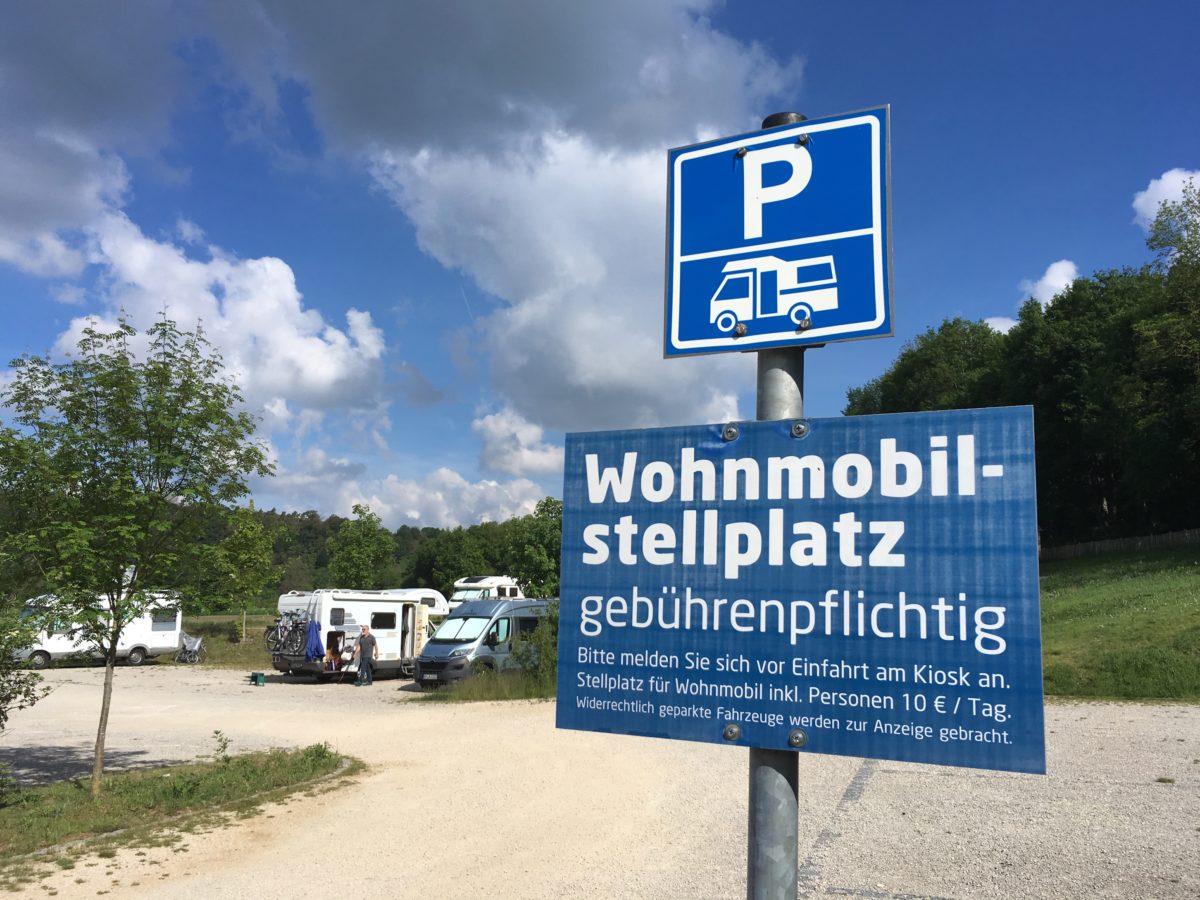 Zelt- & Wohnmobilstellplatz Hammermühle im Altmühltal