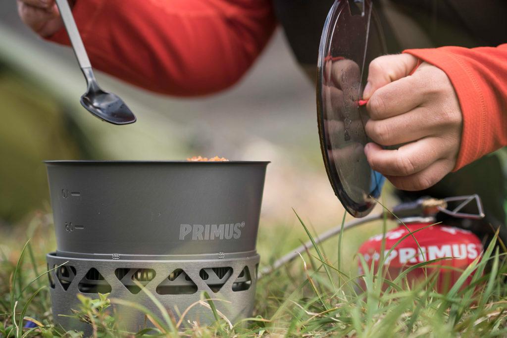 Primus PrimeTech Stove Set: Intelligentes Kochset für mehrere Personen, Bild: Primus