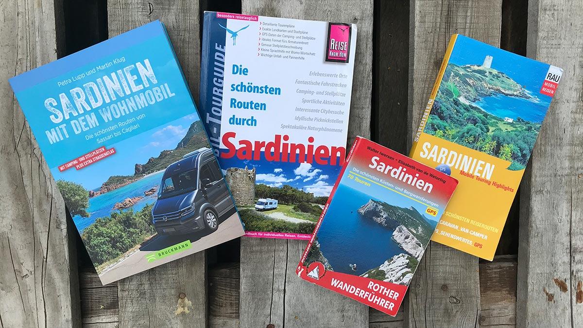Reiseliteratur: Mit dem Wohnmobil nach Sardinien
